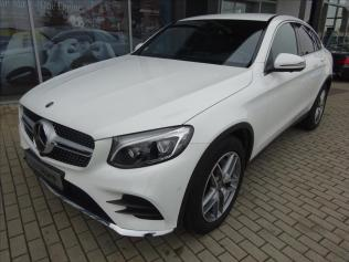 Mercedes-Benz GLC GLC 220 d 4MATIC AMG coupe