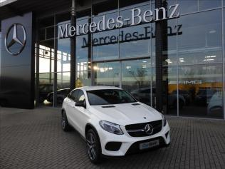 Mercedes-Benz GLE 350 d 4MATIC AMG coupé
