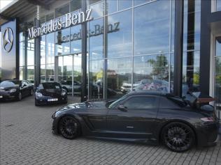 Mercedes-Benz SLS AMG MANSORY