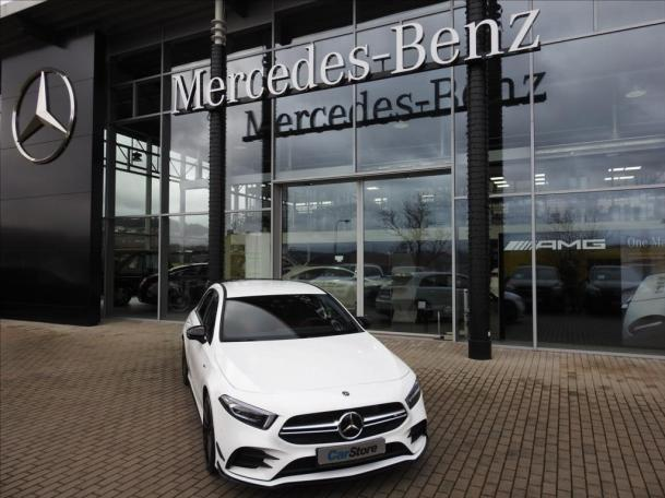 Mercedes-Benz A 35 4MATIC AMG*Night*360°kam.