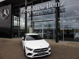 Mercedes-Benz Třídy A A 35 4MATIC AMG*Night*360°kam.