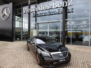 Mercedes-Benz S 65 L AMG Final Edition