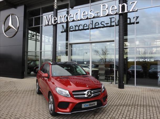 Mercedes-Benz GLE 350 d 4M AIRMATIC AMG
