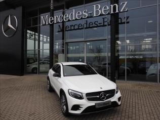 Mercedes-Benz GLC GLC 350 d 4MATIC coupé