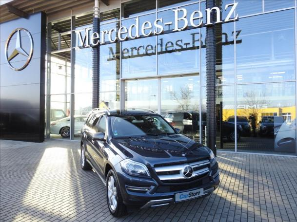 Mercedes-Benz GL 350 BT AIRMATIC