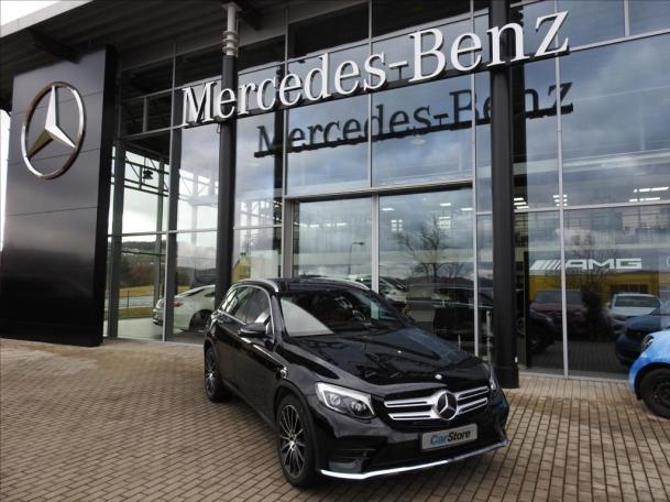 Mercedes-Benz GLC 350 d 4MATIC AMG