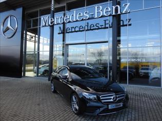 Mercedes-Benz E 220 d AMG TT