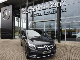 Mercedes-Benz V 300 d 4M L AMG *Avantgarde