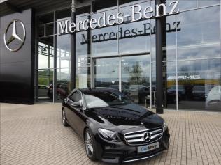 Mercedes-Benz Třídy E E 220 d 4MATIC AMG