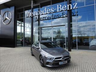 Mercedes-Benz Třídy A A 180 d Progressive