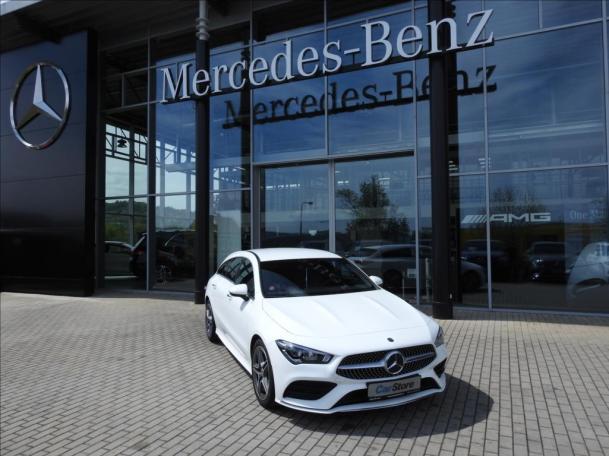 Mercedes-Benz CLA 200 d SB AMG NAVI