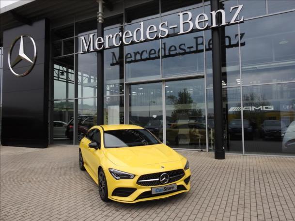Mercedes-Benz CLA 200 d AMG Shooting Brake