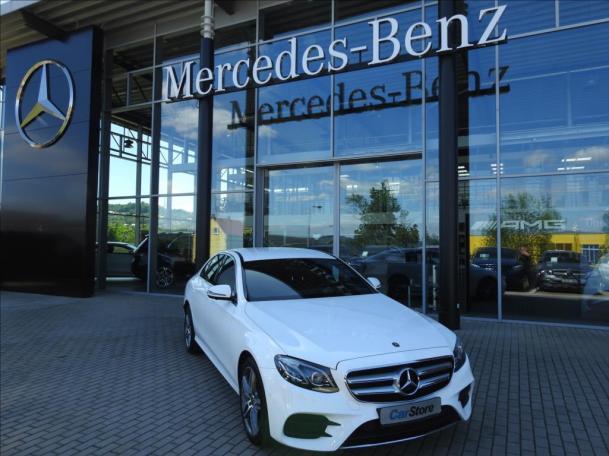 Mercedes-Benz E 220 d 4MATIC AMG