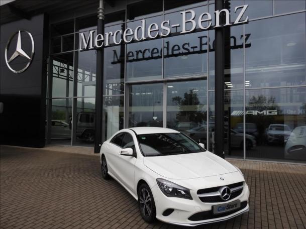 Mercedes-Benz CLA 180 d kupé