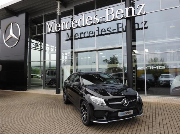 Mercedes-Benz GLE 43 4MATIC kupé
