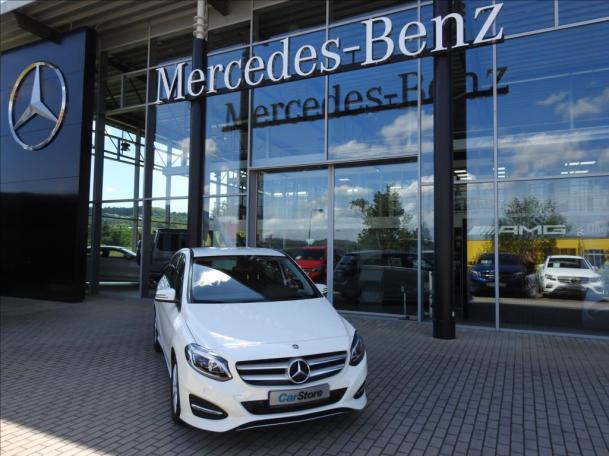 Mercedes-Benz B 180 d AUTOMAT