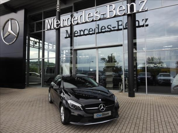 Mercedes-Benz A 180 d AUTOMAT