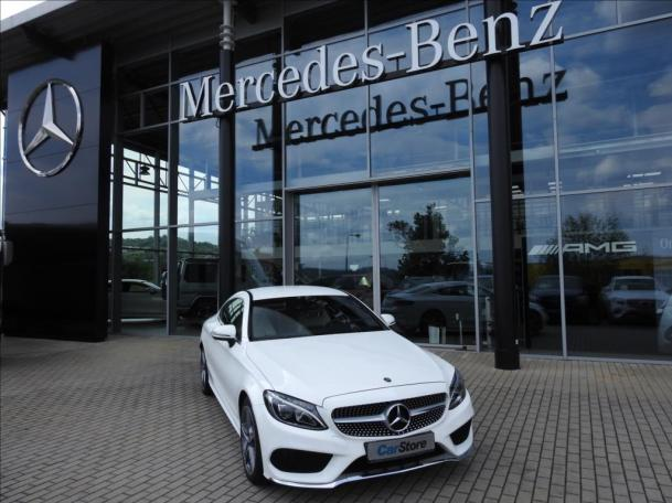 Mercedes-Benz C 200 kupé AMG