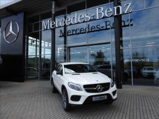 Mercedes-Benz GLE 350 d 4M kupé AMG*Exclusive