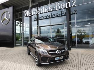 Mercedes-Benz GLE GLE 350 d 4MATIC kupé AMG