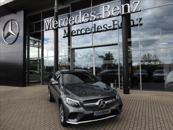 Mercedes-Benz GLC 220 d 4MATIC AMG coupé