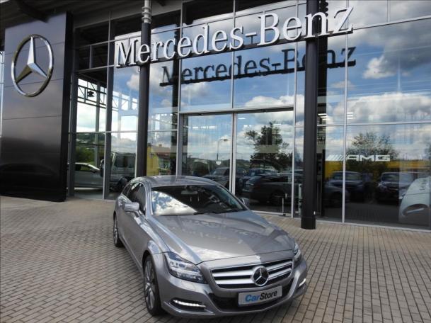Mercedes-Benz CLS 350 CDI 4M Shooting Brake