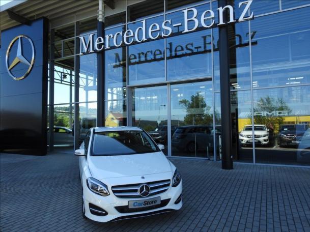 Mercedes-Benz B 180 d Style *Exclusive