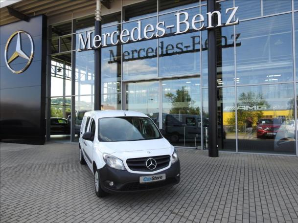 Mercedes-Benz CITAN 111 CDI XL MIXTO
