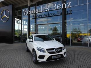 Mercedes-Benz GLE GLE 350 d 4MATIC kupé AIRMATIC