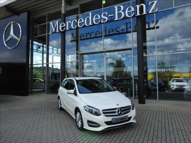Mercedes-Benz B 180 d Style *Exclusive