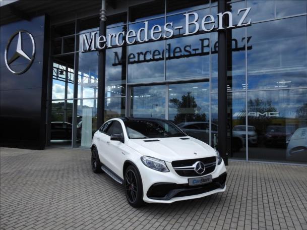 Mercedes-Benz GLE 63 S 4MATIC coupé