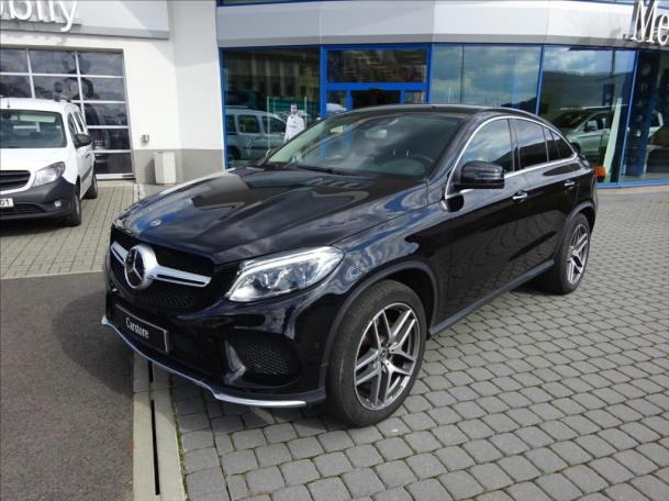 Mercedes-Benz GLE 350 d 4MATIC kupé AIRMATIC