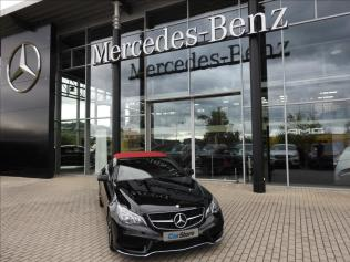 Mercedes-Benz E 350 BlueTEC Cabrio