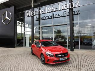 Mercedes-Benz Třídy A A 200 d AUTOMAT Night