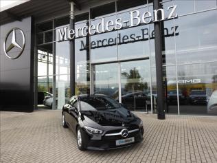 Mercedes-Benz CLA CLA 180d kupé