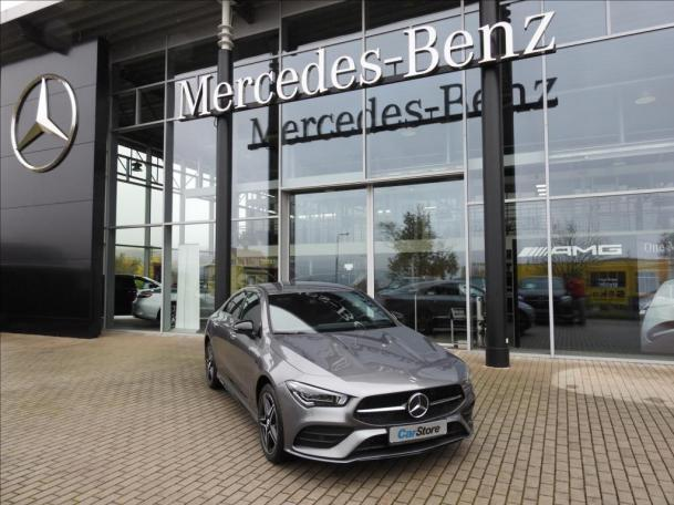 Mercedes-Benz CLA 250e kupé AMG