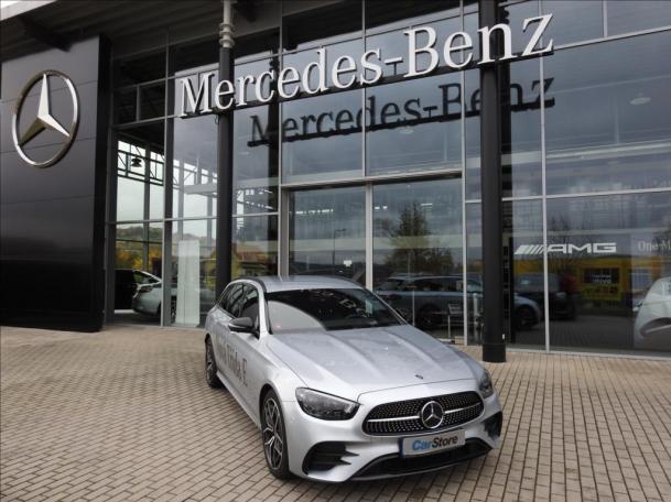 Mercedes-Benz E 400d 4M kombi AMG NEW model