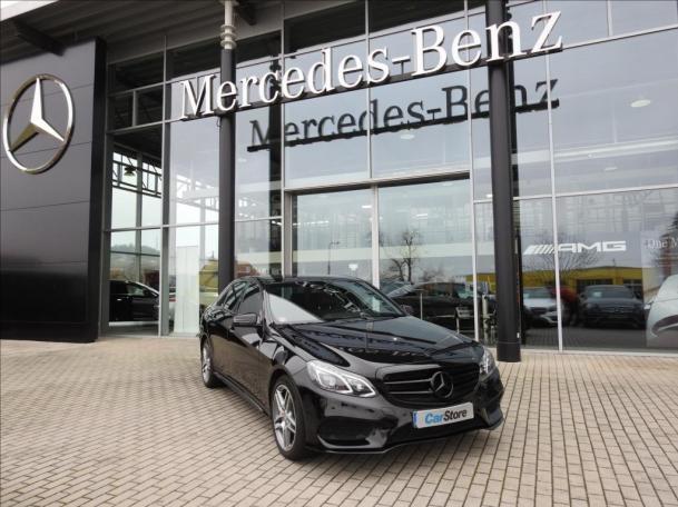 Mercedes-Benz E 250 CDI 4MATIC AMG