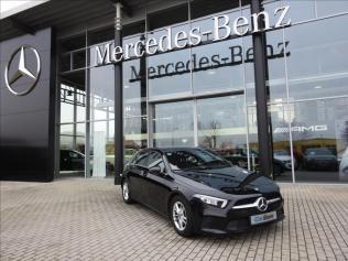Mercedes-Benz A 180d Style Automat