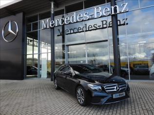 Mercedes-Benz Třídy E E 220 d 4M AMG