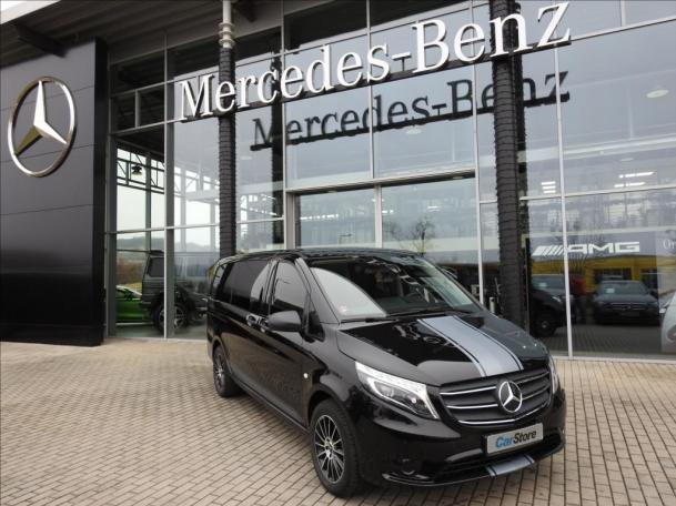 Mercedes-Benz VITO TOURER 124 CDI 4M