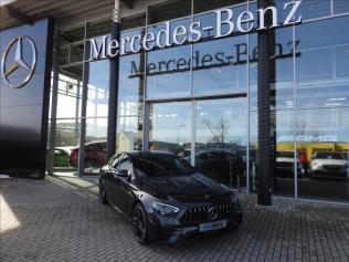 Mercedes-Benz Třídy E E 53 AMG 4MATIC+