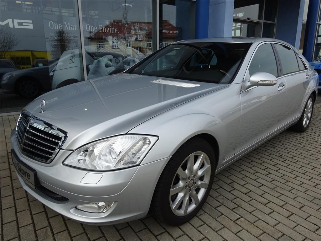 Mercedes benz s 320 cdi l 4m distronic plus s w for Mercedes benz distronic plus