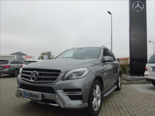 Mercedes-Benz Třídy M ML 350 BlueTEC 4M AMG