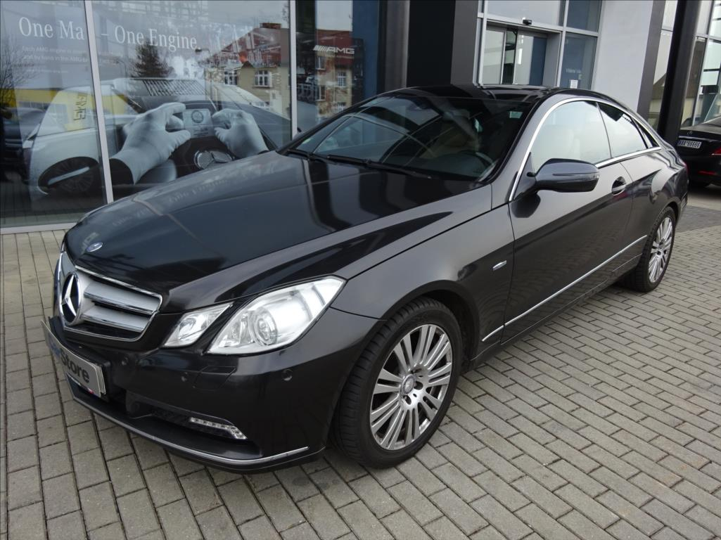 Mercedes benz e 350 cdi coup s w automobily s r o for E 350 mercedes benz