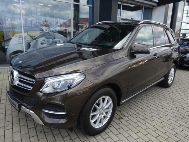 Mercedes-Benz GLE 250 d 4M AIRMATIC