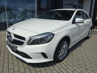 Mercedes-Benz Třídy A A 200 d Style
