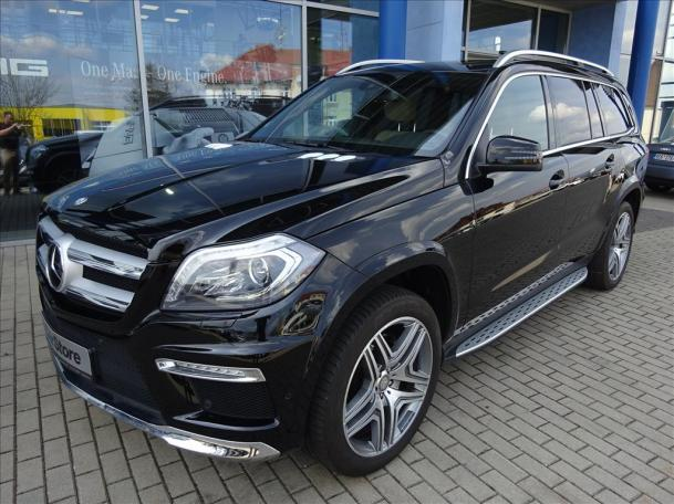 Mercedes-Benz GL 350 BT 4M AIRMATIC AMG