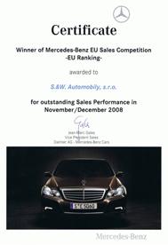 certifikace competition